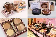 Too faced cosmetics!