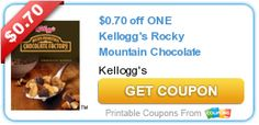 NEW Printable Coupons: Kellogg's, Dial, Revlon and More on http://www.icravefreebies.com/