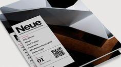 "/// ""Neue"" new magazine. Design by me :). Enjoy!"