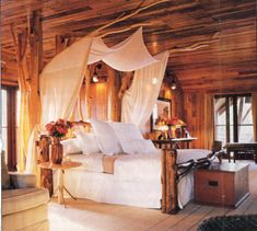 My dream bedroom in my dream home. Dream Rooms, Dream Bedroom, Home Bedroom, Bedroom Decor, Design Bedroom, Bedroom Ideas, Pretty Bedroom, Master Bedrooms, Fantasy Bedroom