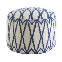 Wisteria - Diamond Pouf