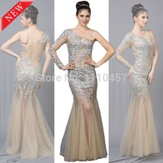 Add to cart now, buy on 2014-08-19(GMT-7) at 50% off! | Cheap Prom Dresses, Buy Directly from China Suppliers:                                                          2014 Choiyes Slim Satin Beading One-Shoulder Sleeveless Long