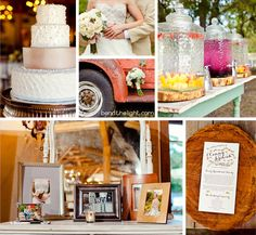 details from a Texas wedding