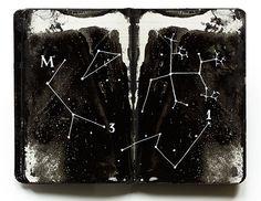 Black Moleskine By Juan Rayos