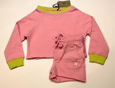MACCHIA J outfit girl 100% made in Italy