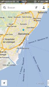 Google Maps, ya disponible para iPhone e iPad