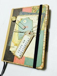 Cuaderno Scrap