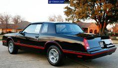 Monte Carlo SS - Matt Garrett - My old classic car collection Chevrolet Monte Carlo, Monte Carlo Auto, Old Classic Cars, Us Cars, American Muscle Cars, My Ride, Chevy Trucks, Cadillac, Vintage Cars