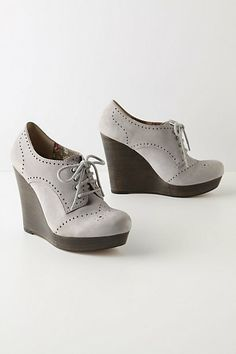 Go Lightly Wedges from Anthropologie