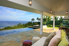 Anini Vista, Kauai, one of our Kauai vacation homes...what an amazing view!