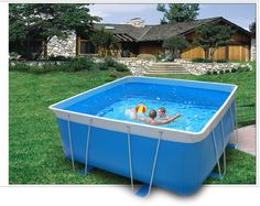 Why build a swimming pool when you can buy one?  www.arquigrafico.net