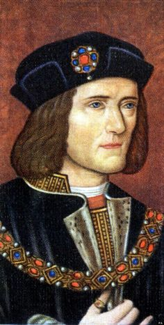 On 6th July, 1483 England's King Richard III was crowned. He was the last king of the House of York and the last of the Plantagenet dynasty.