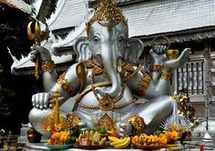 Wat Sri Suphan, Chiang Mai, #Thailand - known for its silverwork