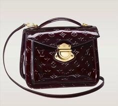 M91397 Monogram Vernis Mirada Amarante Women Bags 26 23 12cm  -commodityocean.com. Louis Vuitton ... aac78e8a74
