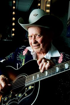 The Legend: Little Jimmy Dickens  Click through for an awesome story about this living icon.