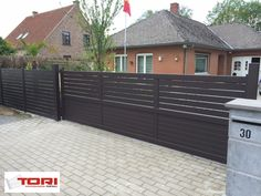 Portail Coulissant Aluminium Diaouled