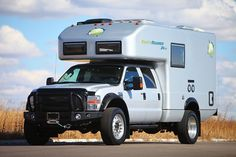 2007 Earthroamer XV-LT Expedition Vehicle 4x4 Diesel