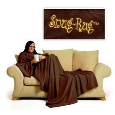 Chocolate Brown Snug Rug | Find Me A Gift