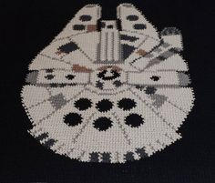 Check out our crochet patterns selection for the very best in unique or custom, handmade pieces from our shops. Star Wars Crochet, Crochet Stars, C2c Crochet, Crochet Quilt, Granny Square Crochet Pattern, Crochet Blanket Patterns, Cross Stitch Patterns, Crochet Blankets, Crochet Afghans