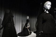 La evolución de vestidos de luto en cien años - Yahoo Noticias en Español