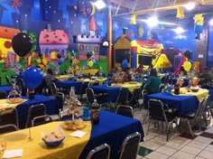 Minion theme party