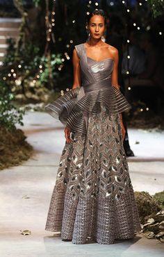 Tarun Tahiliani & Amit Aggarwal   Amazon India Fashion Week Autumn/Winter #PM #AIFWAW2017 #indiancouture
