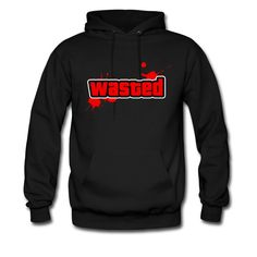 Our newest design is finally here! Go gangster all the way with this GTA inspired Wasted design!