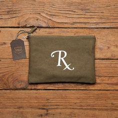 prescription travel bag