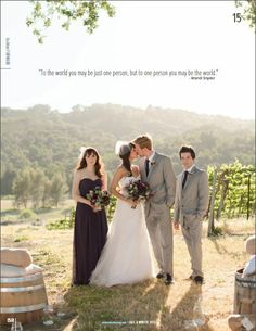 Inspired By This Paso Robles Wine Country Shoot - Inspired By This
