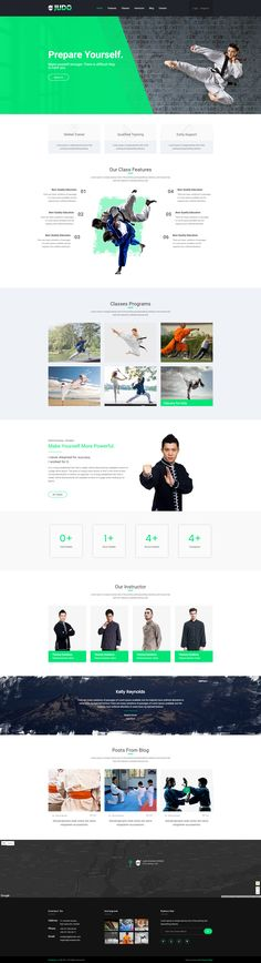 Judo - Karate School HTML Template. boxing, championship, classes, competition, events, fitness, html, judo, karate, martial arts, schedule, sport school, sports, trainer, training