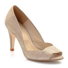undefined Peeps, Peep Toe, Clothes, Shoes, Style, Fashion, Leather, Shoe, Pumps