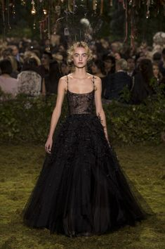 Christian Dior at Couture Spring 2017 - Runway Photos
