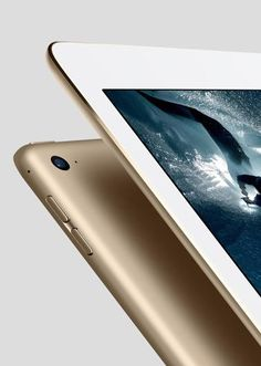 Here's your first look at the new iPad Pro
