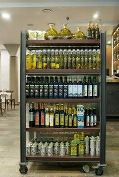 """""""Cooking is not magic. The whole strength lies in our products ... """"  Brought from Greece the best products from local manufacturers. Try their thang in the restaurant or choose your favorite in our Delicatessen . http://www.winesandolives.pl/"""