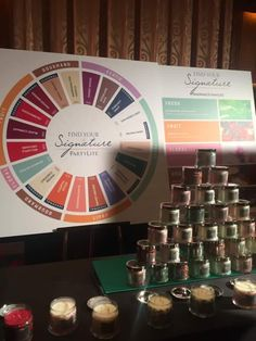 Find your Signature Scent with all new PartyLite scents! Who wouldn't want to make their own scent. www.partylite.biz/AmyEWest