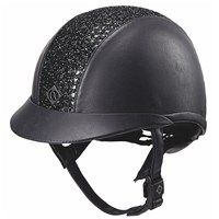 Uniting high performance technology with dazzling shine and stunning style, the Charles Owen eLumenAyr Riding Hat is the ultimate choice in headwear. With a removable Coolmax® liner and eye-catching sparkly mesh over the centre panel. Riding Hats, Riding Helmets, Riding Clothes, Horse Accessories, Dream Life, Punk, Navy, Equestrian, Leather