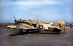 Hawker Hurricane MKIIc RAF MWJ LB680 North Africa, pin by Paolo Marzioli