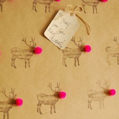 Christmas Wrapping Ideas https://www.facebook.com/pages/All-I-want-for-Christmas/199719693547081 #giftwrapping