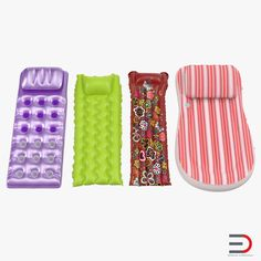 Inflatable Air Mattresses Collection