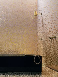 GLASS MOSAIC SFUMATURE MOSAICO COLLECTION BY BISAZZA MOSAICO