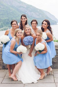 Weefan Photography  Bridesmaids West Point Weddings