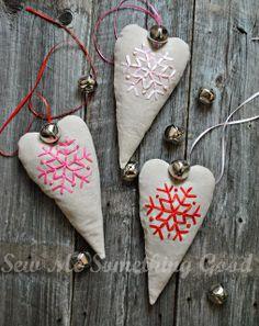 Sew Me Something Good: Adding some jingle #Christmas #sewing #winter