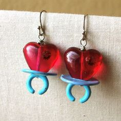 Ringpop Earrings