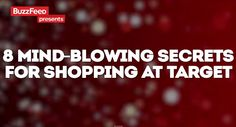 If you shop at Target then you need to watch this BuzzFeed video of all the Target shopping secrets your heart could ever desire. | Surviving College