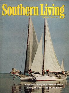 Inspiration for sails over the bar? October 1969 | Last Sails Along the Eastern Shore