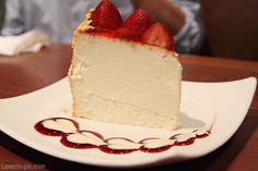 Strawberry Cheesecake Pictures, Photos, and Images for Facebook, Tumblr, Pinterest, and Twitter