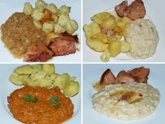 International Recipes, Food And Drink, Potatoes, Meat, Chicken, Vegetables, Red Peppers, Cooking, Potato