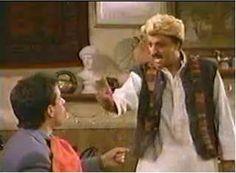 Seinfeld  character babu bhatt   Babu Bhatt