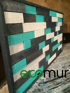 Mur en bois de palettes !!! Laval / North Shore Greater Montréal image 1