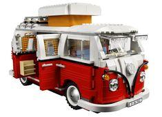 LEGO Creator - Furgoneta Volkswagen T1 (10220): Amazon.es: Juguetes y juegos